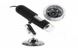 Microscop electronic digital foto/video, pentru PC, conectare USB