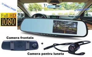 Camera auto DVR Black Friday Romania 2017