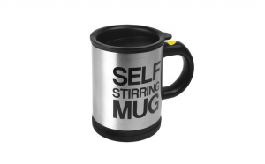 Cana inteligenta cu amestecare automata Self Stirring Mug