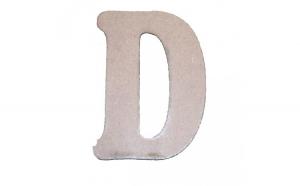 Litera D Mdf 120x100x3 mm