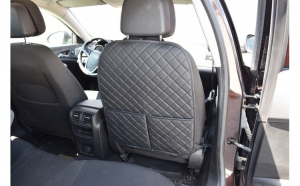 Protectie spate scaun auto imitatie
