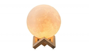 Lampa LED forma de luna plina, Sarbatori Pascale, Home and Deco