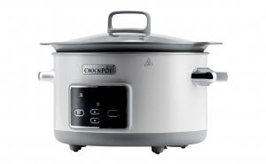Oala de gatit - Slow Cooker - 5.0L Digital DuraCeramic Saute