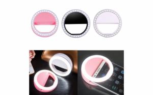 Set 2 x Selfie Ring Light