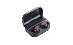 Casti Smart Techstar® TWS S10   Wireless  Bluetooth V5.0  HD Audio  Touch  IPX6  iOS  Android  1500mAh  Negru