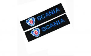 Set 2 Huse pentru centura de siguranta Scania,premium