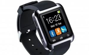 "Ceas Smartwatch ADS® SW19, Bluetooth, LCD 1.44"", compatibil Android, la doar 115 RON in loc de 349 RON"