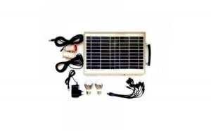 Kit incarcare solara / iluminat si alimentare dispozitive WY-1210