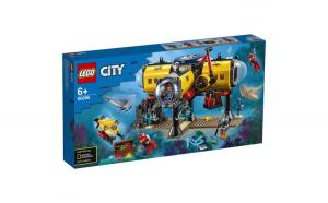 LEGO CITY  BAZA DE EXPLORARE A OCEANULUI