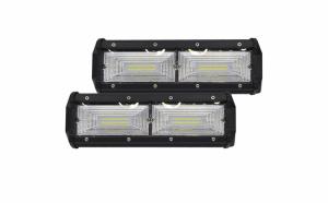 Set 2 proiectoare LED, 144W