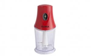 Mini tocator Zilan, 200 W, 360 ml, Rosu