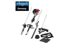 Set de unelte pentru gradinarit 4 in 1 MFH3300 900 W   Scheppach 5904802903