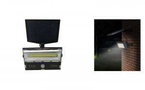Lampa led cu panou solar T8501-COB, 3 moduri de iluminare