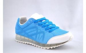 Adidasi dama albastri , la doar 100 RON in loc de 200 RON