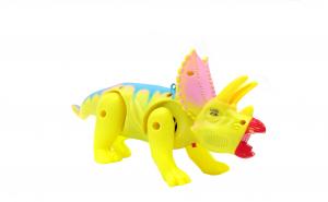 Dinozaur, triceraptor, cu sunete