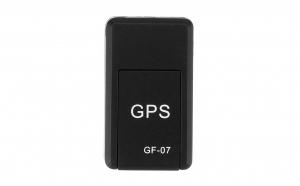 Mini localizator magnetic GPS GF-07 cu funcție de localizare