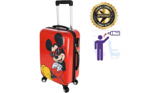 Troler cabina Disney, 50 x 34 x 21 cm,