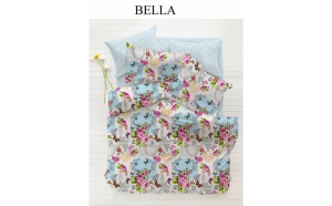 Lenjerie Dubla Home Berry Bella