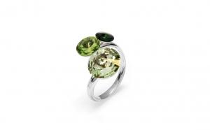 Inel Rivoli X3 Emerald