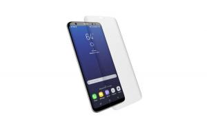 Folie sticla curbata Samsung Galaxy S8 transparenta