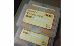 Promotie. Set 10 filtre cu lichid pentru tigara electronica alba e-health. Setul contine 10 cartuse cu lichid, la 3 RON in loc de 10 RON
