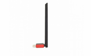 Adaptor wireless si amplificator de semnal, Wi-Fi, 150 Mbps, USB 2.0