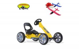 Kart Berg Reppy Rider + Cadou avion pasare