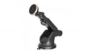 Suport Auto Baseus, Universal Magnetic Pentru Telefon, Solid Series, Auriu