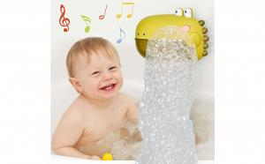 Jucarie muzicala baie cu difuzor spuma