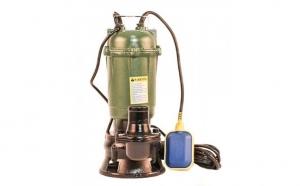 Pompa submersibila cu tocator si plutitor pentru apa murdara HAZNA, la doar 398 RON in loc de 690 RON