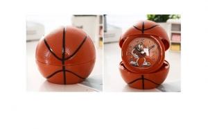 Ceas cu rama foto minge de baschet la doar 29 RON in loc de 40 RON