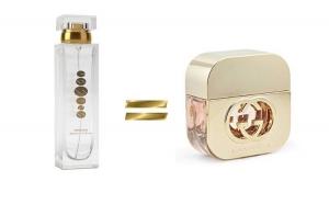 Apa de parfum marca alba  W137 marca ESSENS Interpretare  GUCCI  GUILTY