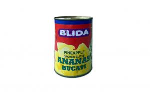 Ananas bucati 565gr - Blida, Camara cu bunatati, Produse alimentare