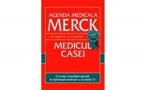 Agenda medicala Merck, autor Colectiv