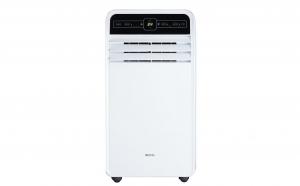 Aparat de aer conditionat portabil ECG MK 104, 9000 BTU/H, racire, ventilare, dezumidificare, clasa A