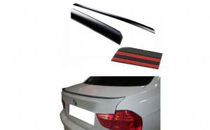 Eleron slim / codita portbagaj (Tip M) BMW Seria 3 E90 2004-2013 Sedan / Berlina / Limuzina - NEGRU - 1.35 M x 3.50 cm