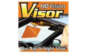 VISOR HD Vision - VizClear HD - Parasolar cu 2 straturi, zi noapte, night View, la 45 RON in loc de 99 RON