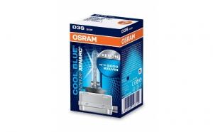 Bec Osram Xenarc D3S Cool Blue Intense cod produs : 66340CBI, la 355 RON in loc de 550 RON