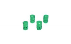 Set 4 capacele ventil tuning verde