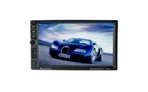 Player MP5 7021B cu display touchscreen 7inch, functie bluetooh, handsfree, slot USB, microSD, radio FM