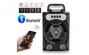 Boxa bluetooth cu radio ,usb, card