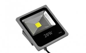 Proiector Slim LED 20W pentru interior/ exterior, la doar 69 RON in loc de 149 RON! Garantie 12 luni!