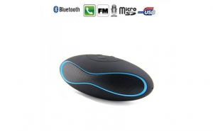 Mini Boxa Portabila cu Interfata Wireless Bluetooth si MP3 Model X6, la numai 79 RON in loc de 199 RON