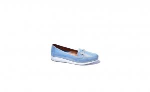 Pantofi piele naturala dama Still, cod 862