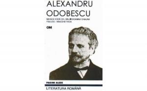 Pseudo-Kineghetikos, autor Alexandru Odobescu