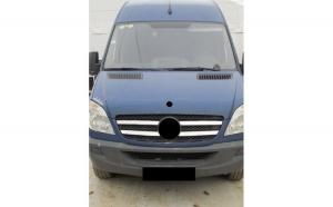 Ornament inox masca fata compatibil Mercedes Vito III ME05G 2014->