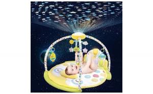 Centru de activitati bebe - Saltea cu proiectii