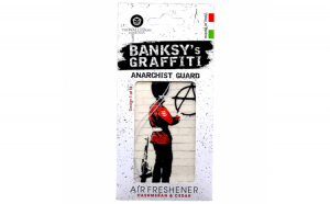 Odorizant auto Anarchist Guard Banksy