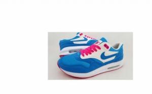 Adidasi Sport Woman Albastru-Alb la doar 139 RON
