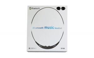 Casti bluetooth s160, multipoint, design modern
